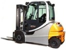 Thumbnail Still Electric Forklift Truck RX60-40, RX60-45, RX60-50: 6327, 6328, 6329, 6330, 6367, 6368, 6369 Operating and Maintenance Instructions
