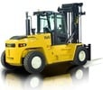 Thumbnail Yale Diesel Forklift Truck E876 Series: GDP190DC, GDP210DC, GDP230DC, GDP230DCS, GDP250DC, GDP280DC Workshop Service Manual