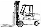 Thumbnail Hyster IC Engined Forklift Truck B024 Series: S6.00XL (S135XL, S135XL2); S7.00XL (S155XL, S155XLS, S155XL2) Workshop Service Manual