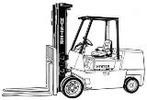 Thumbnail Hyster D004 Series: S3.50XL (S70XL), S4.00XL (S80XL), S4.50XL (S100XL), S5.00XL (S110XL), S5.50XLS (S120XLS), S5.50XL (S120XL) Workshop Service Manual