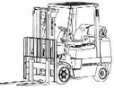 Thumbnail Hyster IC Engined Forklift Truck E004 Series: S3.50XM (S70XM), S4.00XM (S80XM), S4.50XM (S100XM), S5.50XM (S120XM) Spare Parts List