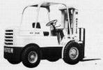 Thumbnail Hyster Diesel/LPG Forklift Truck C005 Series: H100C, H120C, H60C, H70C, H80C Spare Parts List