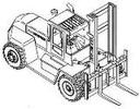 Thumbnail Hyster Forklift C019 Series:H13.00XL (H300XL), H14.00XL (H330XL), H16.00XL (H360XL), H10.00XL-12EC (H330XL-EC), H12.00XL-12EC (H360XL-EC) Parts Manual