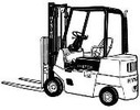 Thumbnail Hyster IC Engined Lift Truck B187 Series: S2.0XL (S40XL), S2.5XL (S50XL), S3.0XL (S60XL) Spare Parts List