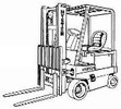 Thumbnail Hyster Electric Forklift Truck B168 Series: J2.00XL (J40XL), J2.50XL (J50XL), J3.00XL (J60XL) Spare Parts List