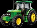 Thumbnail John Deere 904, 1054, 1204 and 1354  2WD or MFWD  China Tractors Service Repair Manual (TM700619)