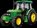 Thumbnail John Deere 904, 1054, 1204 and 1354 2WD or MFWD  China Tractors Operators Manual (OMSJ16423)