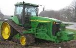 Thumbnail John Deere 8100T, 8200T, 8300T, 8400T, 8110T, 8210T, 8310T, 8410T Tracks Tractors Repair Manual (tm1621)