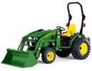 Thumbnail John Deere Compact Utility Tractors 2027R and 2032R Technical Service Manual (TM127119)