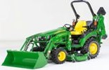 Thumbnail John Deere Compact Utility Tractor 2025R Technical Service Manual (TM127019)