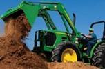 Thumbnail Deere Tractors 5083E, 5093E, 5101E, including Limited Models Diagnostic Service Manual (TM112419)