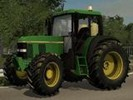 Thumbnail John Deere 6100, 6200, 6300, 6400, 6506, 6600, SE6100, SE6200, SE6300, SE6400 Tractors Service Repair Manual (tm4493)