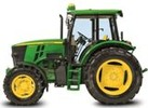 Thumbnail John Deere 6100B and 6110B China Tractors Service Repair Manual (TM700819)