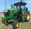 Thumbnail Deer Tractors 6105D, 6115D, 6130D, 6140D (SN: 050001-100000) Service Repair Technical Manual (TM607219)