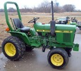 Thumbnail John Deere 550, 554, 5055B, 600, 604, 650, 654, 700, 704 China Tractors Technical Manual (TM701619)