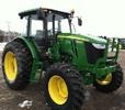 Thumbnail John Deere 6105D, 6115D, 6130D, 6140D Tractors Diagnosis and Tests Service Manual (TM607319)
