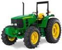 Thumbnail Deer Tractors 6100D, 6110D, 6115D, 6125D, 6130D, 6140D Diagnostic and Tests Service Manual (TM605119)