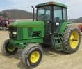 Thumbnail John Deere 7200 and 7400 2WD or MFWD Tractors Service Repair Manual (tm1551)