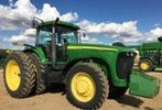 Thumbnail John Deere 8120, 8220, 8320, 8420, 8520 (Worldwide Edition) Tractors Service Repair Manual (TM1970)
