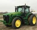 Thumbnail Deer 8225R, 8245R, 8270R, 8295R, 8320R, 8345R Tractors Service Repair Manual (TM104319)