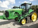 Thumbnail John Deere 8120T, 8220T, 8320T, 8420T & 8520T Tracks Tractors Operation and Test Service Manual (TM1981)