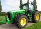 Thumbnail John Deere 8120, 8220, 8320, 8420, 8520 Tractors Operation and Test Service Manual (TM1980)