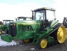 Thumbnail Deer 8100T, 8200T, 8300T and 8400T Tracks Tractors Diagnosis and Tests Service Manual (tm1622)