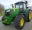 Thumbnail John Deere 6150M and 6170M  2WD or MFWD Tractors Service Repair Manual (TM405919)