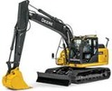 Thumbnail John Deere 130G Excavator Diagnostic, Operation and Test Service Manual (TM13344X19)