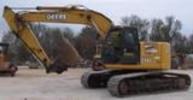 Thumbnail John Deere 225CLC RTS RTS Excavator Service Repair Technical Manual (TM2096)