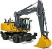 Thumbnail John Deere 230GW Wheeled Excavator Diagnostic, Operation and Test Service Manual  (TM13249X19)