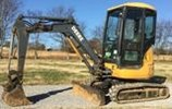 Thumbnail John Deere 27ZTS  Diagnostic Compact Excavator Operation and Test (tm1838)