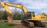 Thumbnail Deer 330CLC and 370C Excavator Service Repair Technical Manual (TM1927)