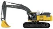 Thumbnail John Deere 470GLC Excavator Troubleshooting, Operation,Test Service Manual  (TM13173X19, TM13180X19)