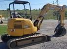 Thumbnail John Deere 50Czts Compact Excavator Diagnostic, Operation and Test Service Manual (TM2056)