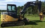 Thumbnail John Deere 60D Compact Excavator Diagnostic, Operation and Test Service Manual (TM10760)