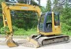 Thumbnail Deer 75C RTS Excavator Service Repair Technical Manual