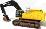 Thumbnail John Deere 850DLC Excavator Diagnostic, Operation and Test Service Manual (TM10009)