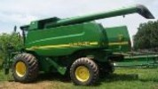 Thumbnail John Deere 9660 CTS Combine (S.N.from 705401) Diagnostic, Operation and Test Service Manual (TM2172)