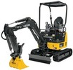 Thumbnail 17G  (SN. from 225001) Compact Excavator Service Repair Technical Manual (TM13326X19)