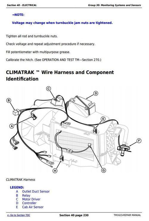 Pay for John Deere 9100, 9200, 9300, 9400, 9120, 9220, 9320, 9420, 9520, 9620 Tractors Repair Manual (TM1623)