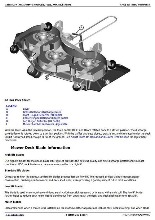 Deer Z915b Z920m Z925m Z930m Z950m Z920r Z930r Manual Guide