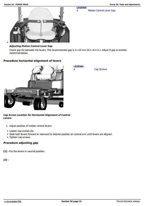 Pay For Deer 997 Midmount Ztrak Mercial Mower Diagnostic And Repair Technical Manual: Wiring Diagram For John Deere 997 Z Trak At Eklablog.co