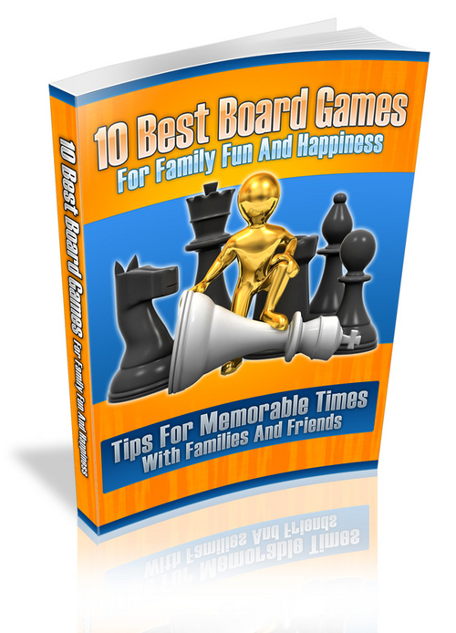 Pay for 10 best board games for fun and family