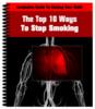 Thumbnail Top Ten Ways To Quit Smoking