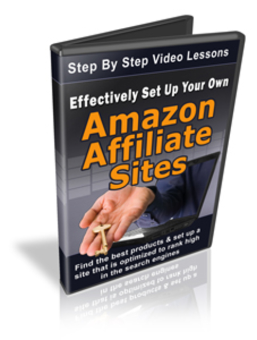 Pay for Effectively Set Up Your Own Amazon Affiliate Sites
