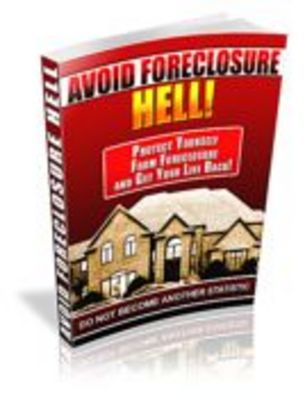 Pay for Avoid foreclosure now, make more money
