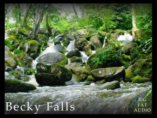 free waterfall wav,