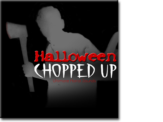 Pay for Halloween Chopped Up - Scary Horror Sound Effects