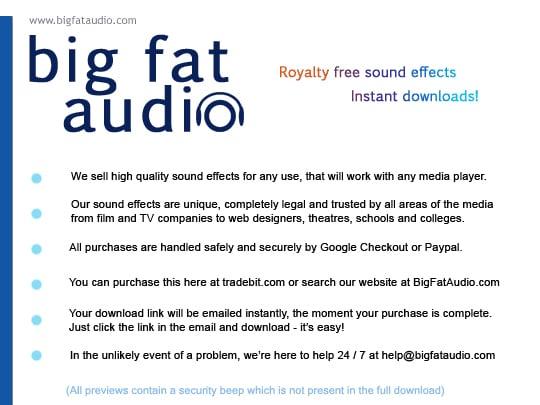 Car Crash Sound Effect Downloads